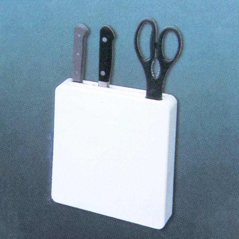 Giá treo cài dao, kéo khoan tường Niheshi 6109 hàng Nhật