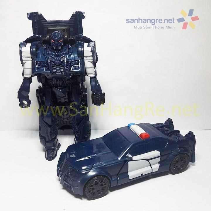 Đồ chơi Robot Transformers One Step - Ô tô cảnh sát Barricade