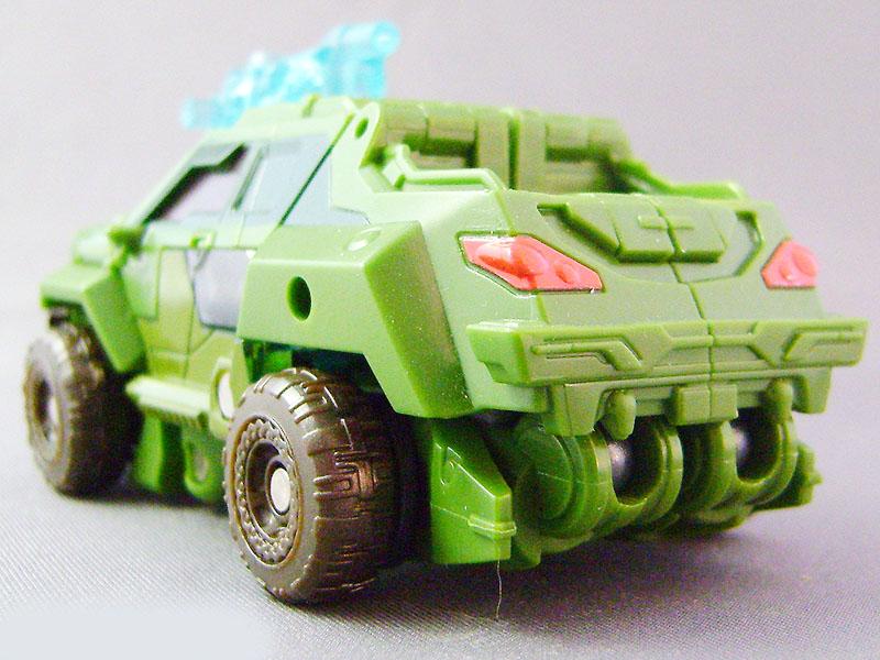 Đồ chơi Robot Transformers Prime Cyberverse Bulkhead - Heavy Munitions
