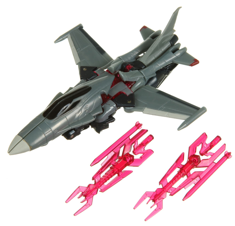 Đồ chơi Robot Transformers Prime Cyberverse Starscream - Sabotage Specialist