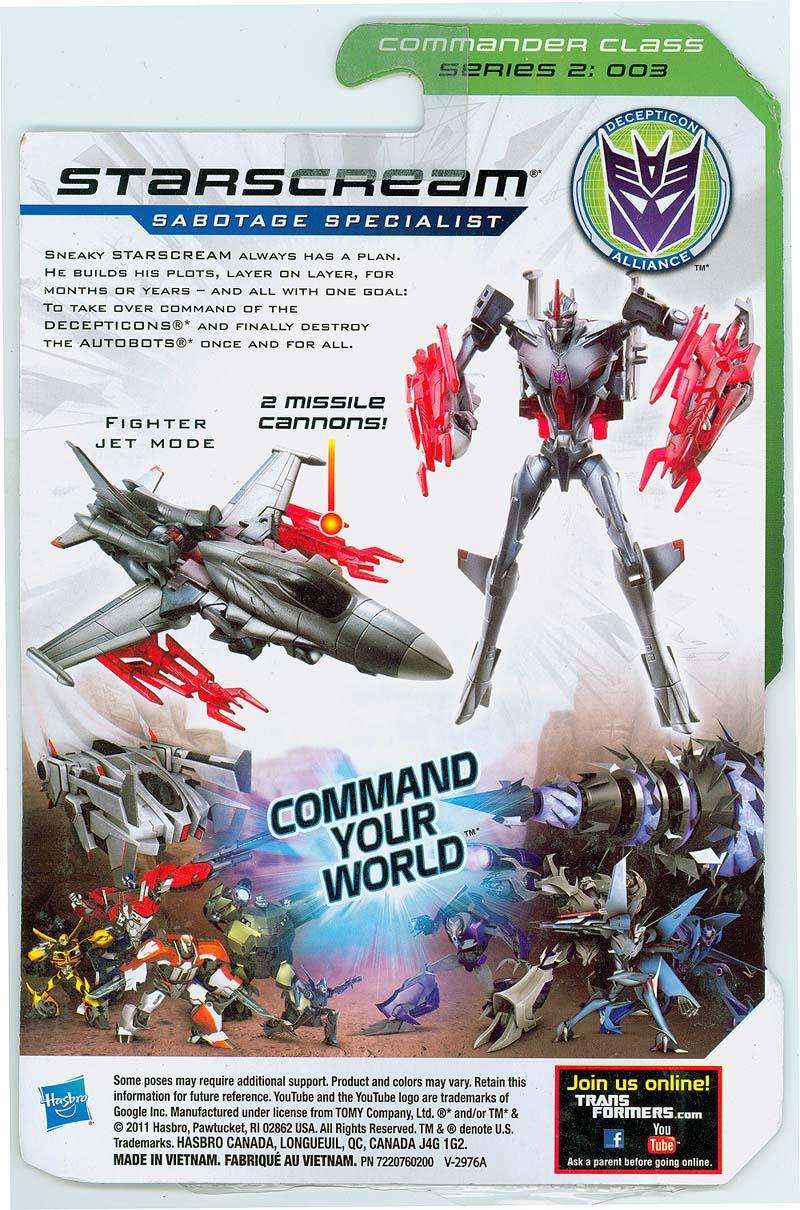 Đồ chơi Robot Transformers Prime Cyberverse biến hình Optimus Prime