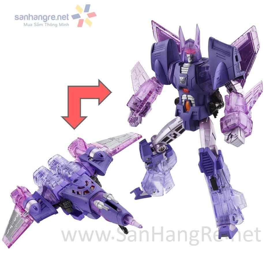 Robot Transformers biến hình máy bay Generations Cyclonus