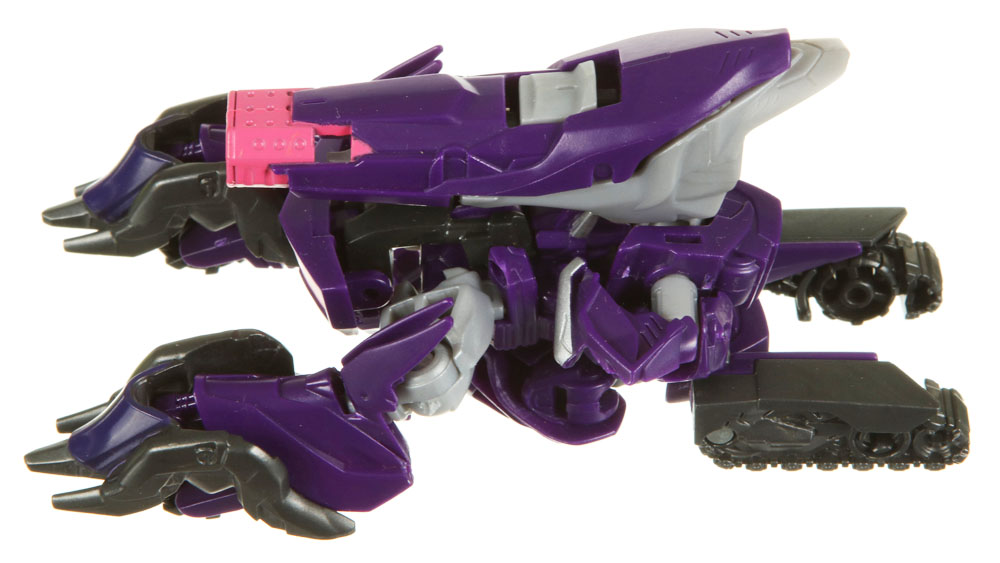 Đồ chơi Transformer - Beast Hunters Predacon Bombshock vs Shockwave