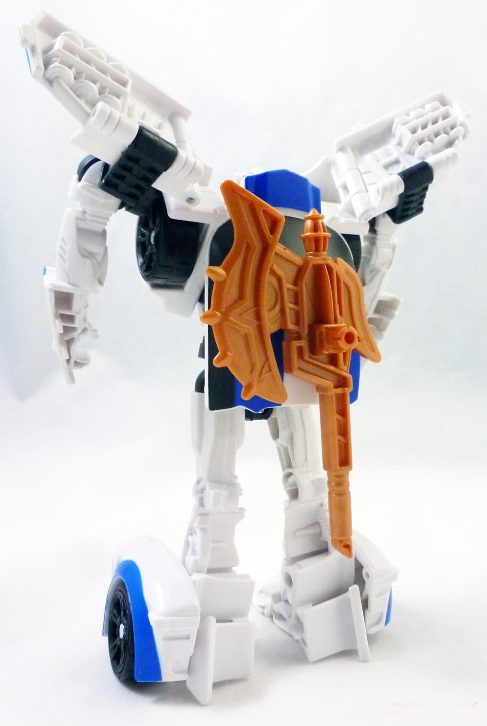Đồ chơi Transformer - Robot biến hình Beast Hunters Smokescreen