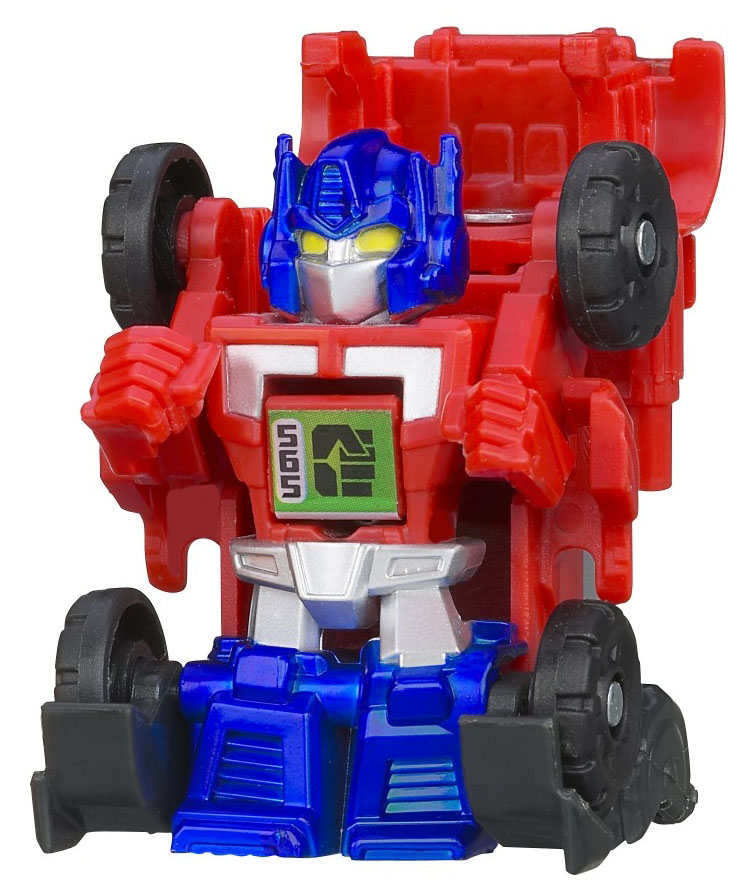 đồ chơi Robot Transformer Mini Bot Shots - Cindersaur, Optimus Prime và Autobot Jazz