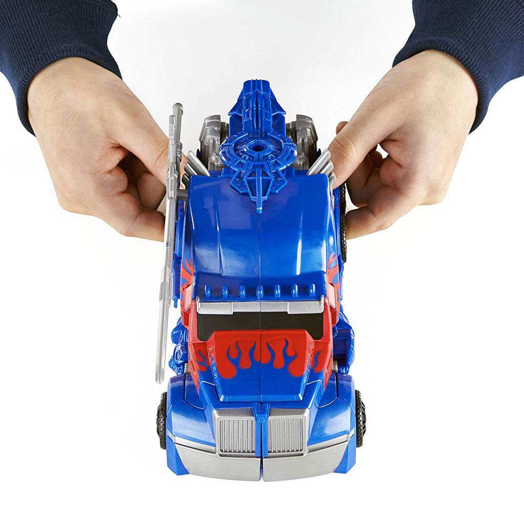 Đồ chơi Robot Transformers Optimus Prime Smash and Change - Age of Extinction