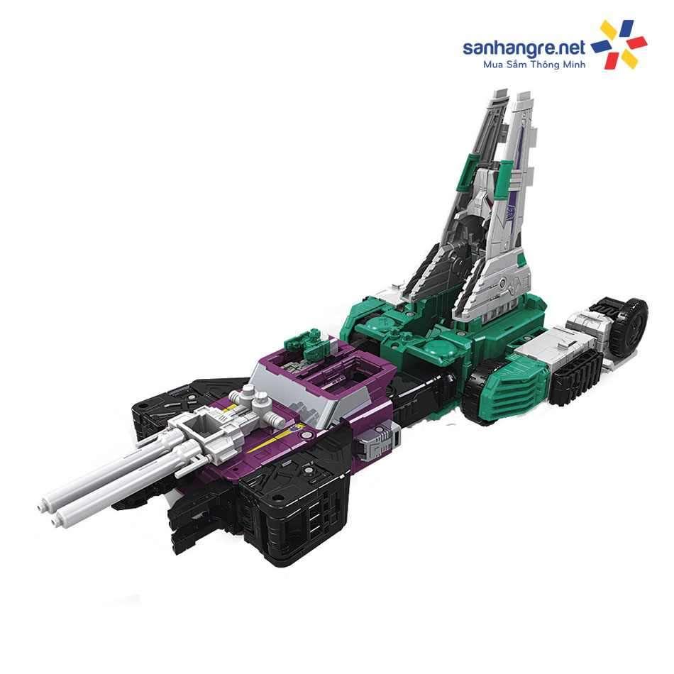 Đồ chơi Robot Transformer Decepticon Six Shot - 6 Modes Moods