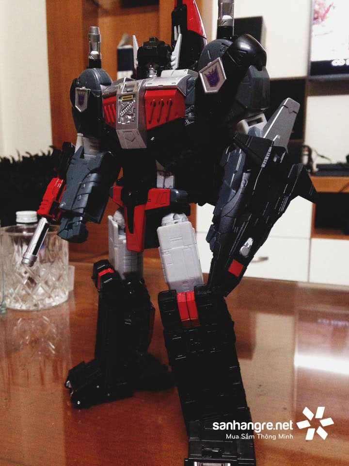Đồ chơi Robot Transformer Ominus Sky Shadow - 4 Modes Moods