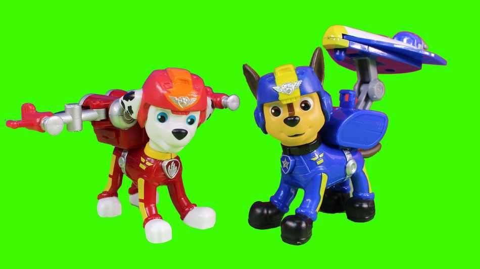 Bộ 6 chó cứu hộ Paw Patrol Air Rescue