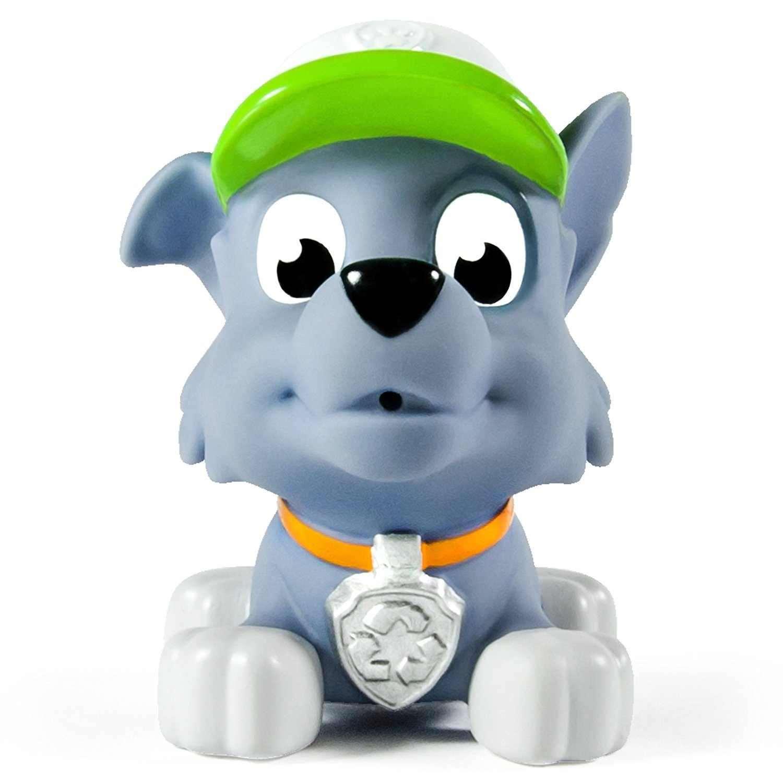 Chó bơi phun nước Paw Patrol - Rocky