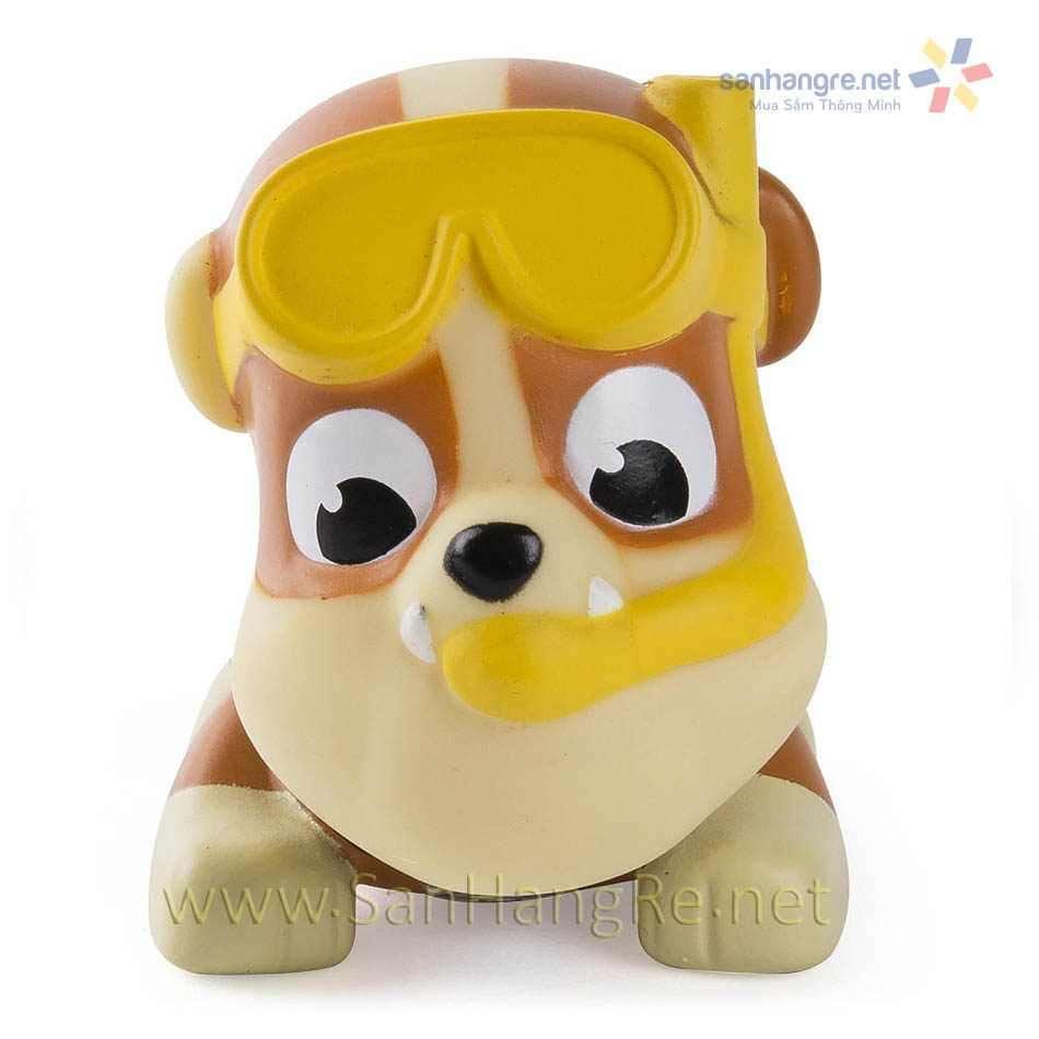 Chó bơi phun nước Paw Patrol - Rubble