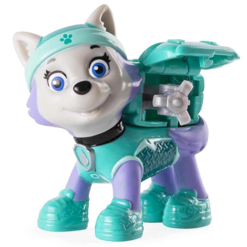 Bộ đồ chơi đội trường Ryder và 6 chó Paw Patrol