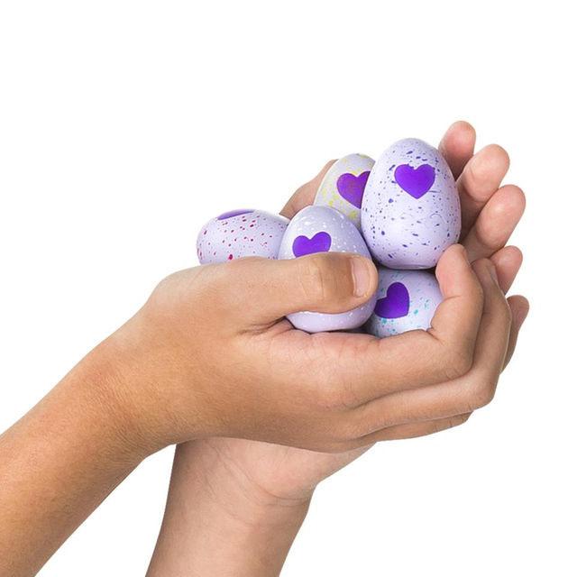 Bộ 5 quả trứng nở Hatchimals - Đồ chơi mini gây sốc năm 2017