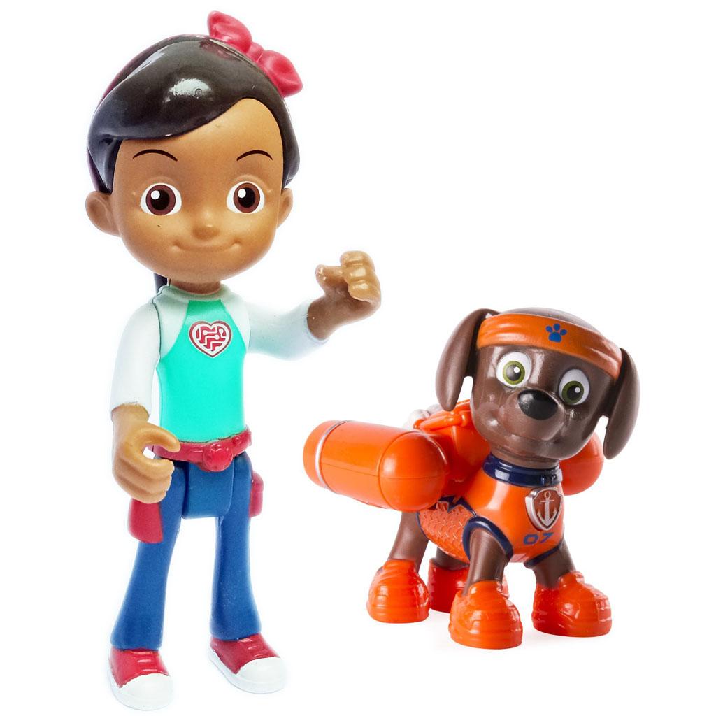 Bộ đôi Cô bé Ruty và chó cứu hộ Paw Patrol Zuma 07