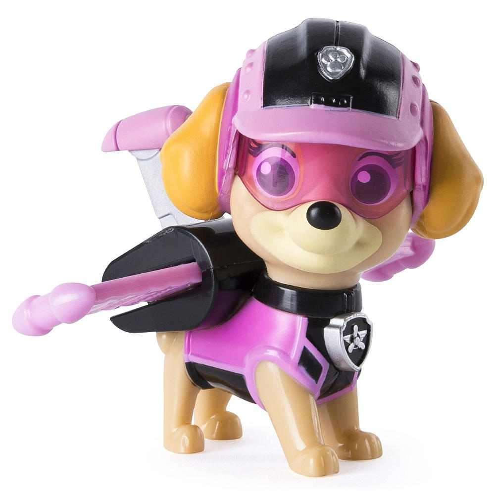 Chó Paw Patrol đeo kính Chase
