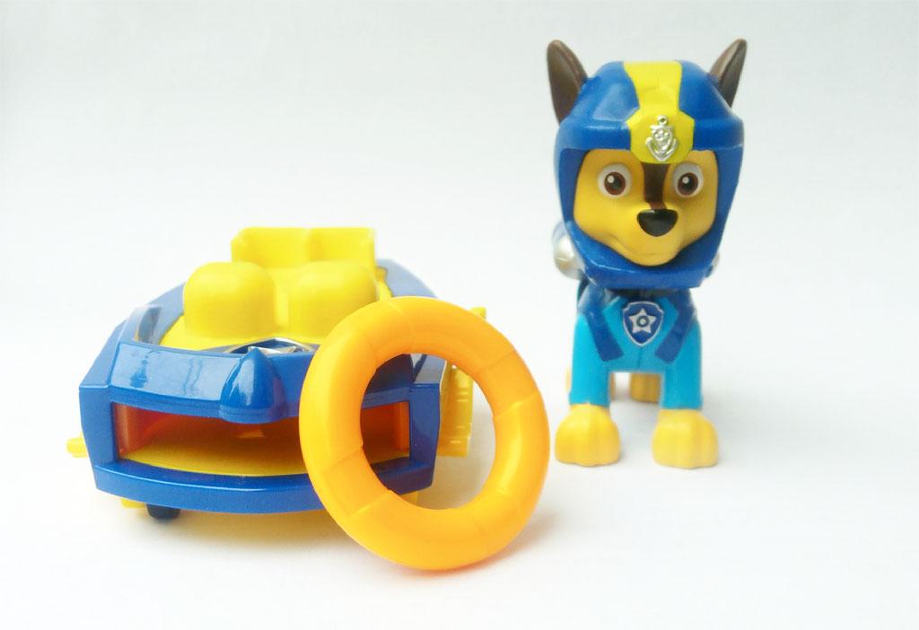 Bộ 6 chó lướt ván cứu hộ Sea Paw Patrol 2018