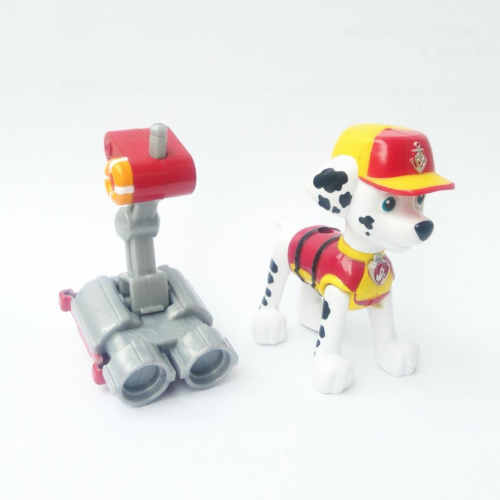 Bộ 6 chó tuần tra cứu hộ trên biển Sea Patrol - Style 2018 đồ chơi Paw Patrol Canada của Spin Master