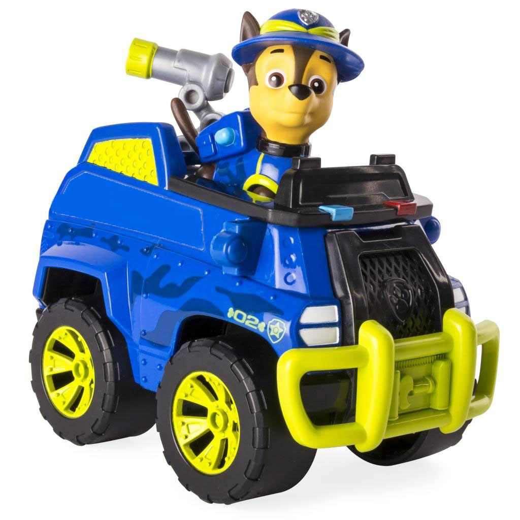 Đồ chơi Xe cứu hộ - Chase Thông Minh Paw Patrol