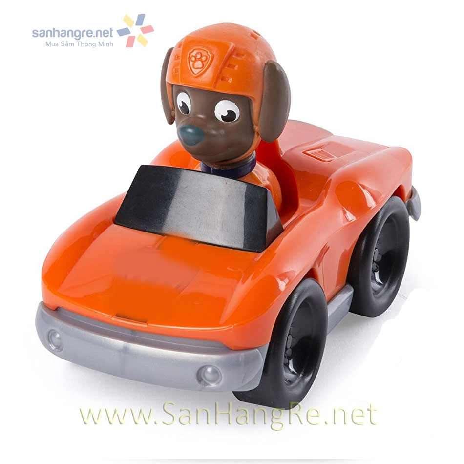 Đồ chơi xe chó Paw Patrol Roadster - Zuma