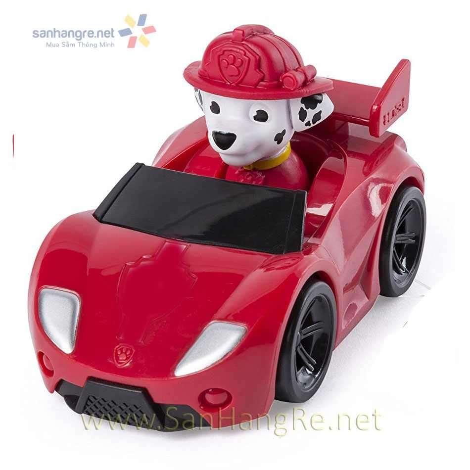 Đồ chơi xe chó Paw Patrol Roadster - Marshall