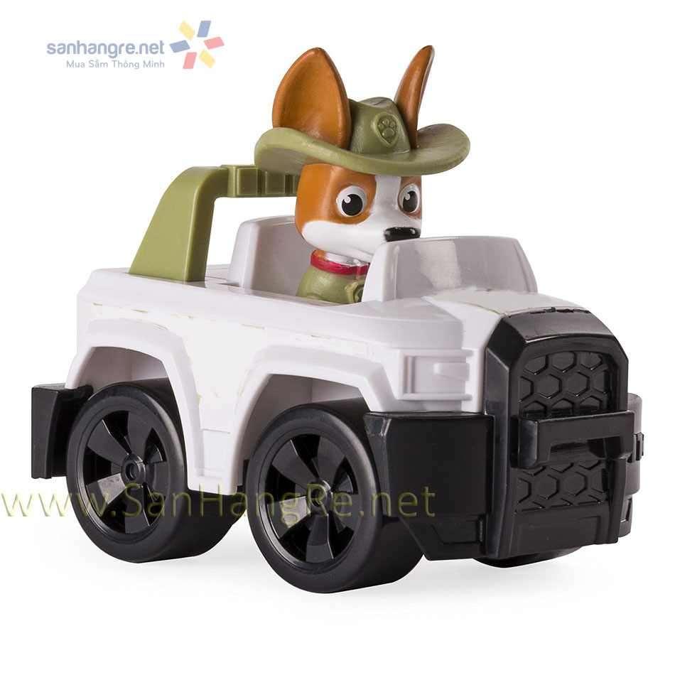 Bộ 8 chó Paw Patrol Roadster - X8S