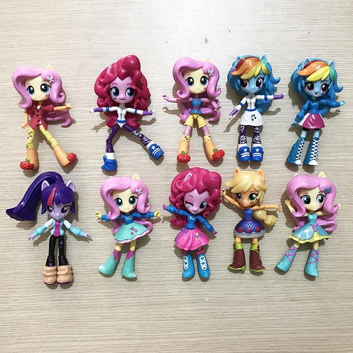 Bộ 10 Búp Bê My Little Pony Hasbro