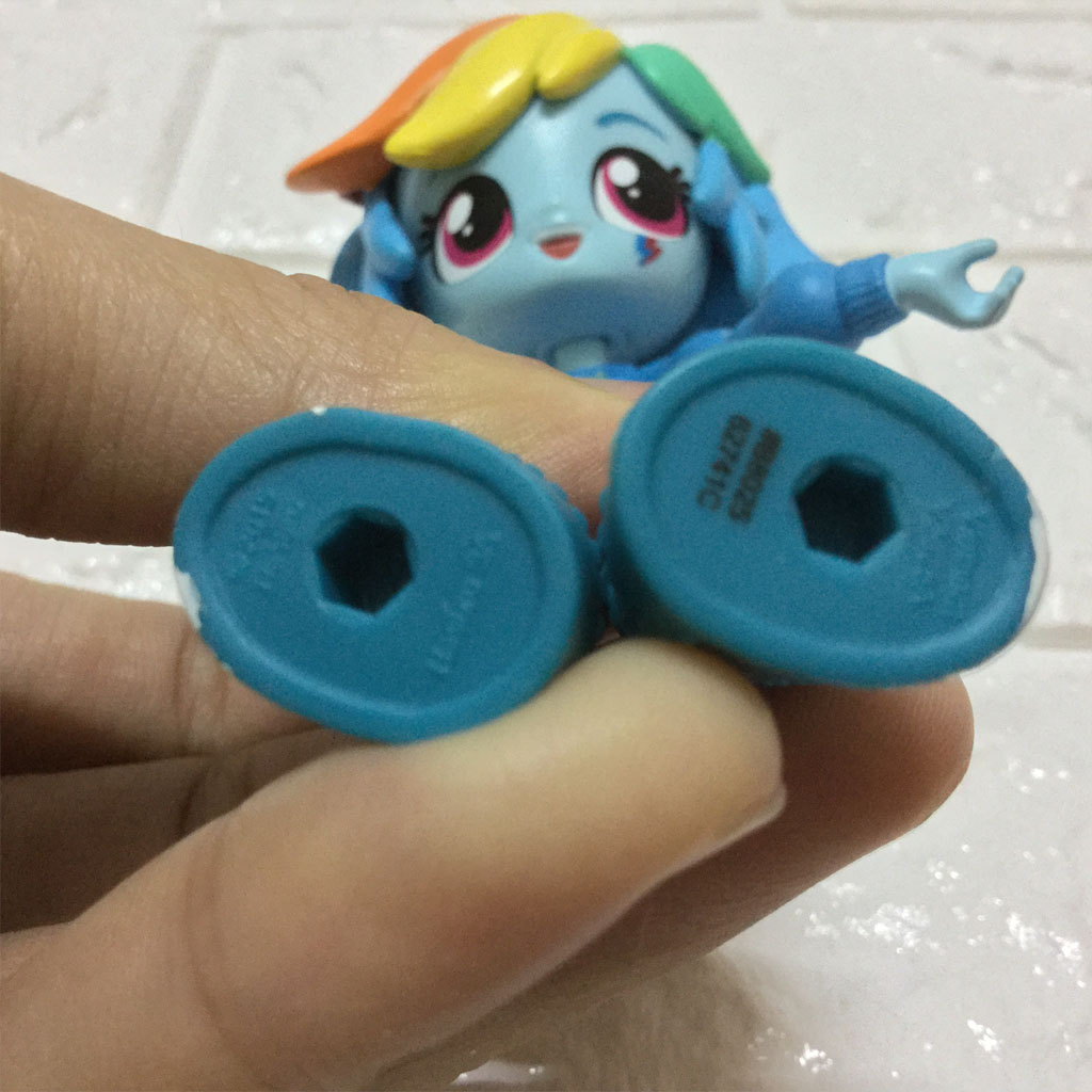 Đồ chơi búp bê My Little Pony cô gái Equestria