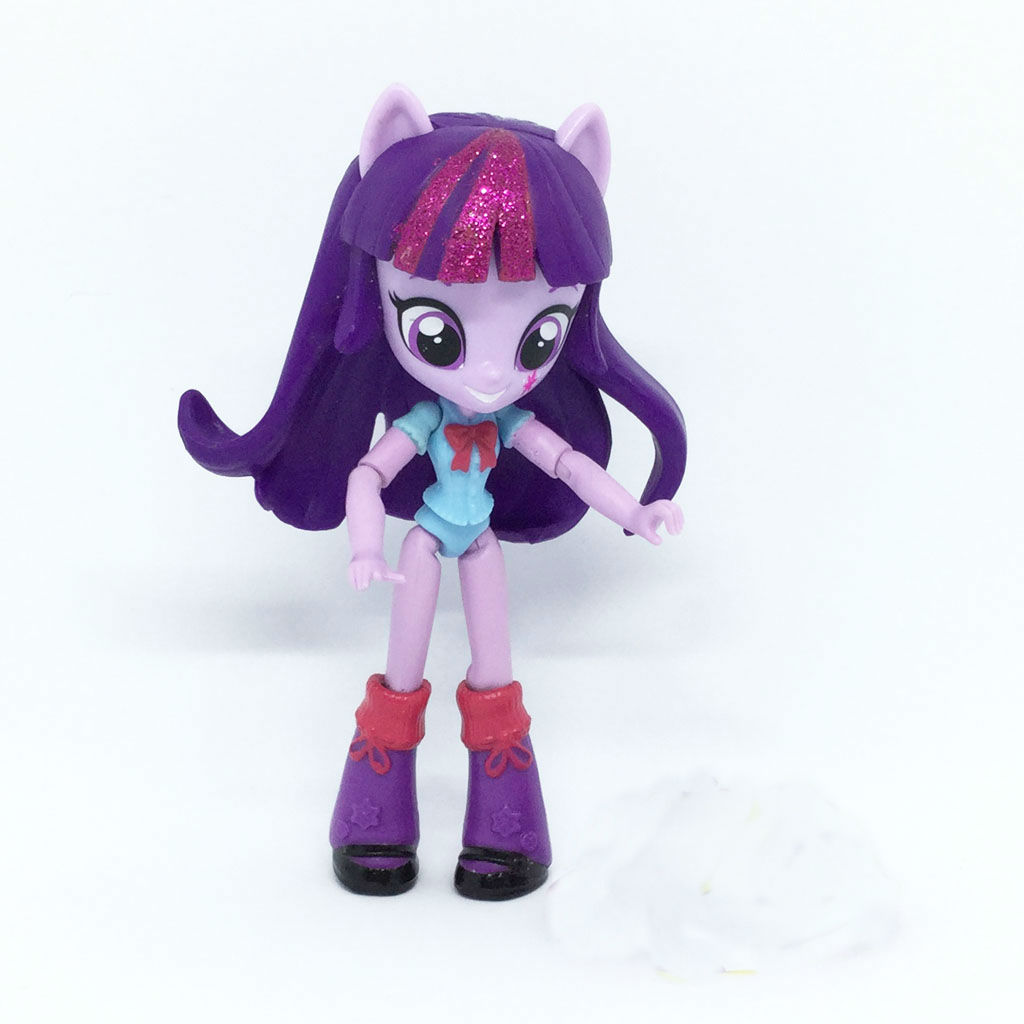 Búp bê My Little Pony cô gái Equestria Twilight Sparkle thắt nơ