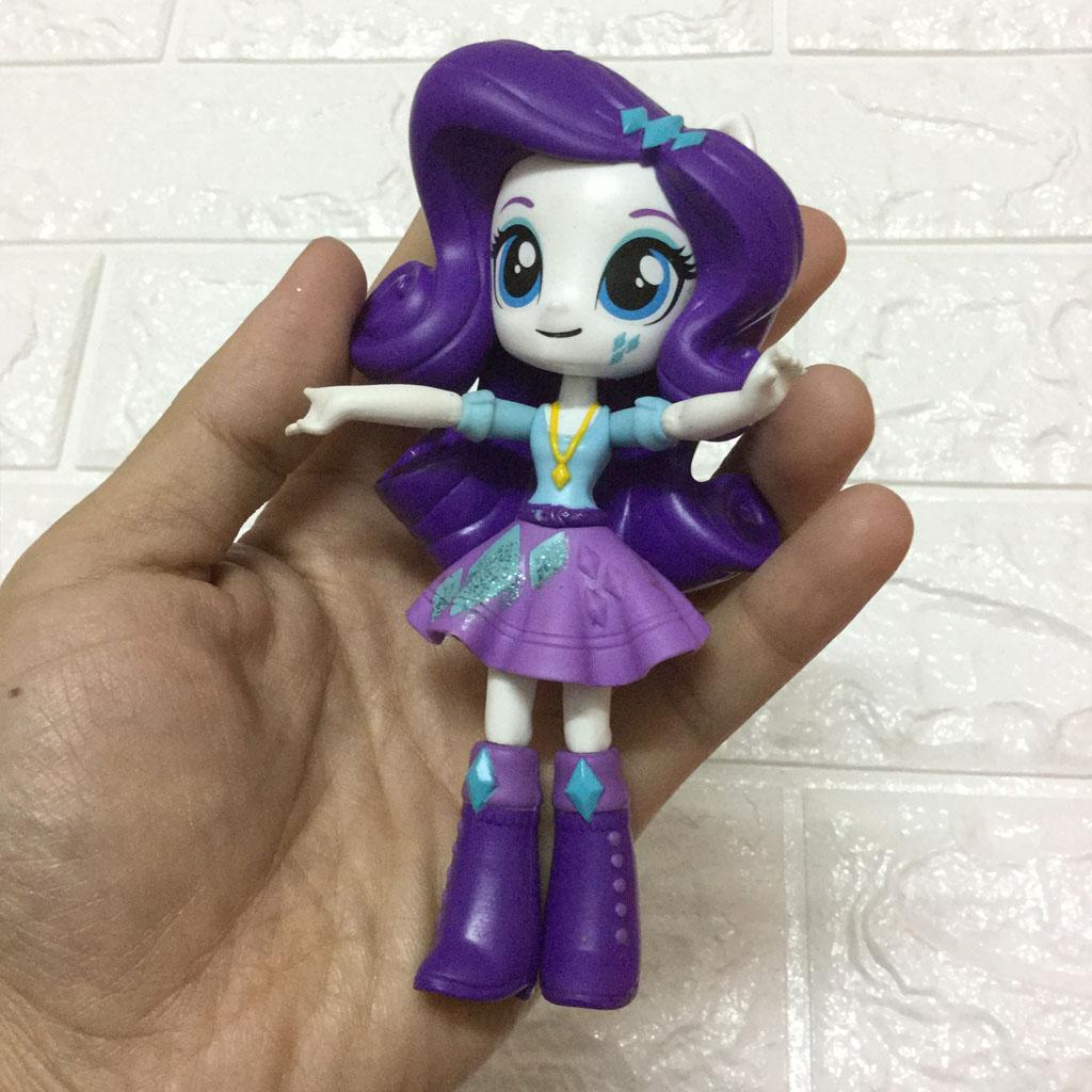 Đồ chơi búp bê My Little Pony cô gái Equestria Rally Rarity - Lạ Lùng