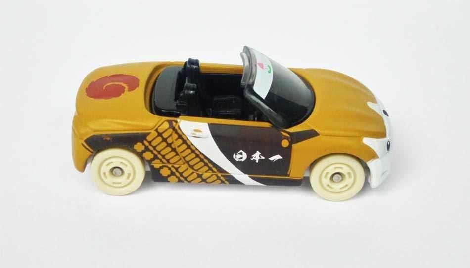 Xe ô tô mô hình Tomica Daihatsu Copen the Dog