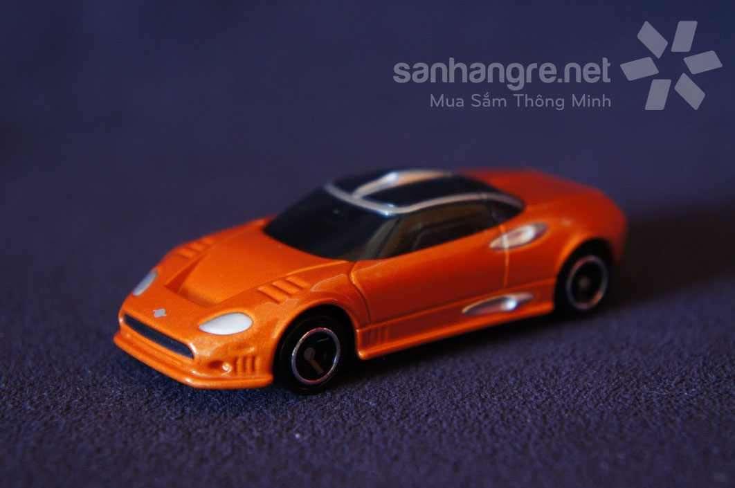 Mô hình xe Tomica Spyker C8 Laviolette SWB Diecast Car