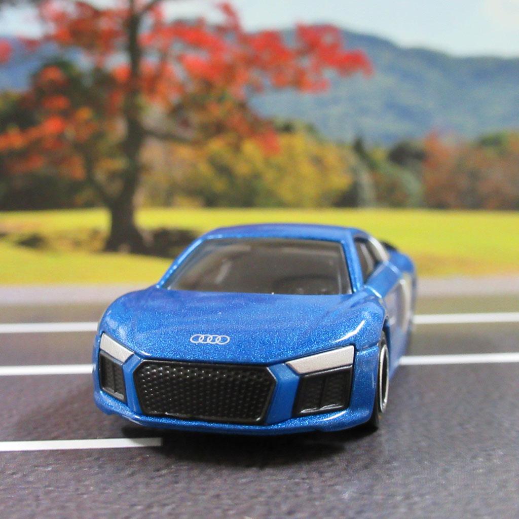 Siêu xe ô tô mô hình Tomica Audi R8