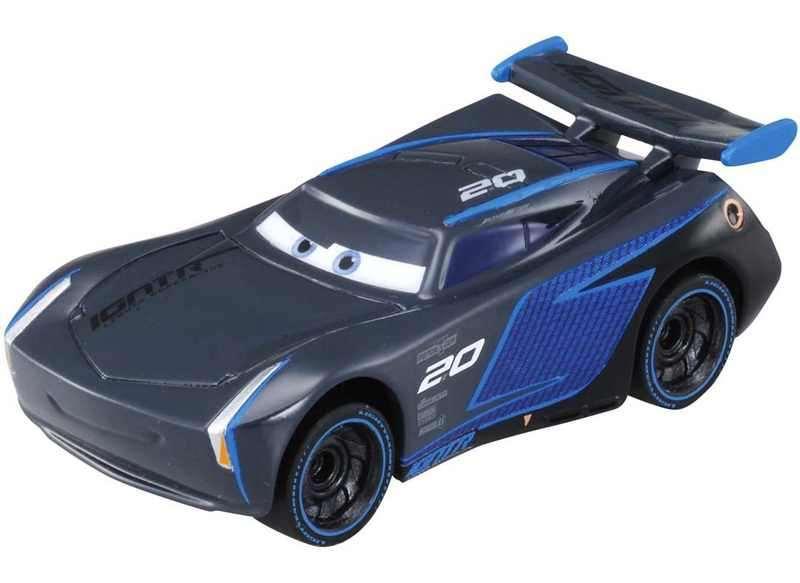 Xe đồ chơi mô hình Tomica Disney Pixar Cars C-43 Jackson Storm