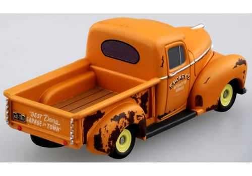 Xe mô hình Tomica Disney Pixar Cars C-48 Smokey