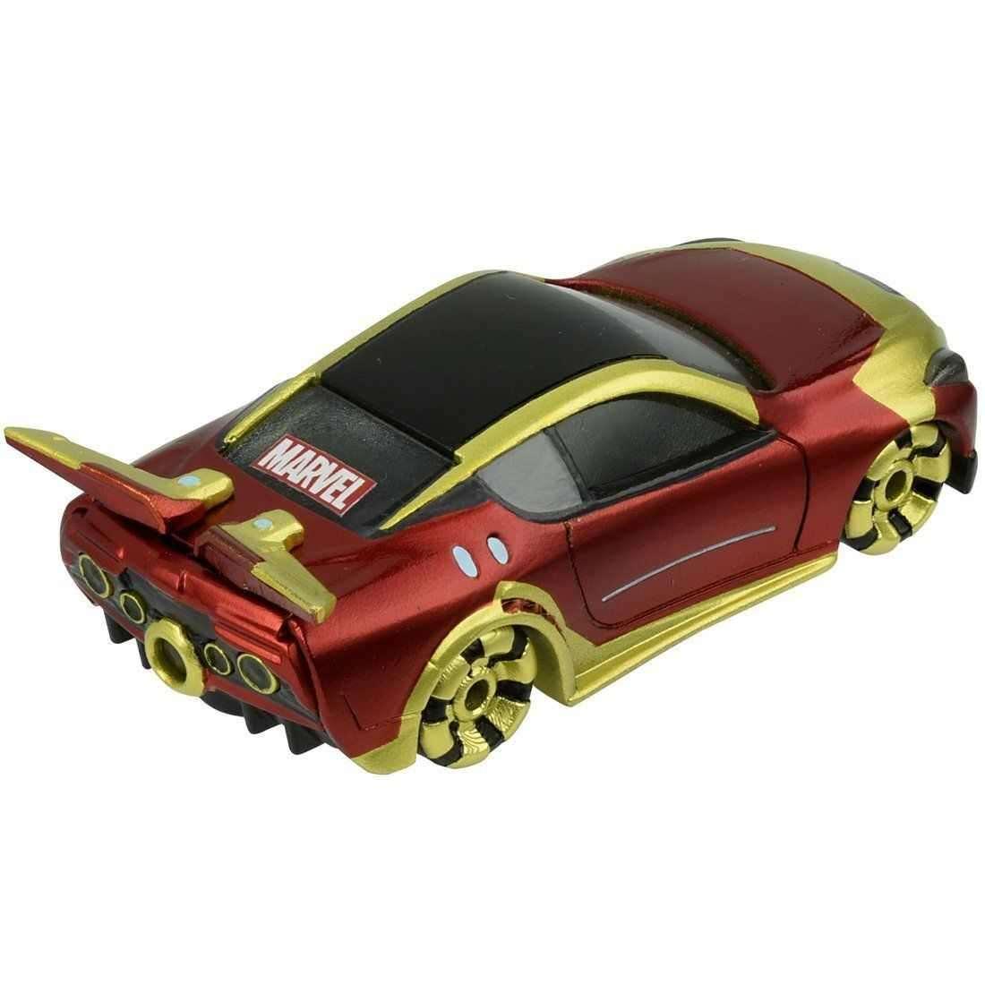 Xe ô tô mô hình Tomica Marvel Elixion Zeeta Iron Man
