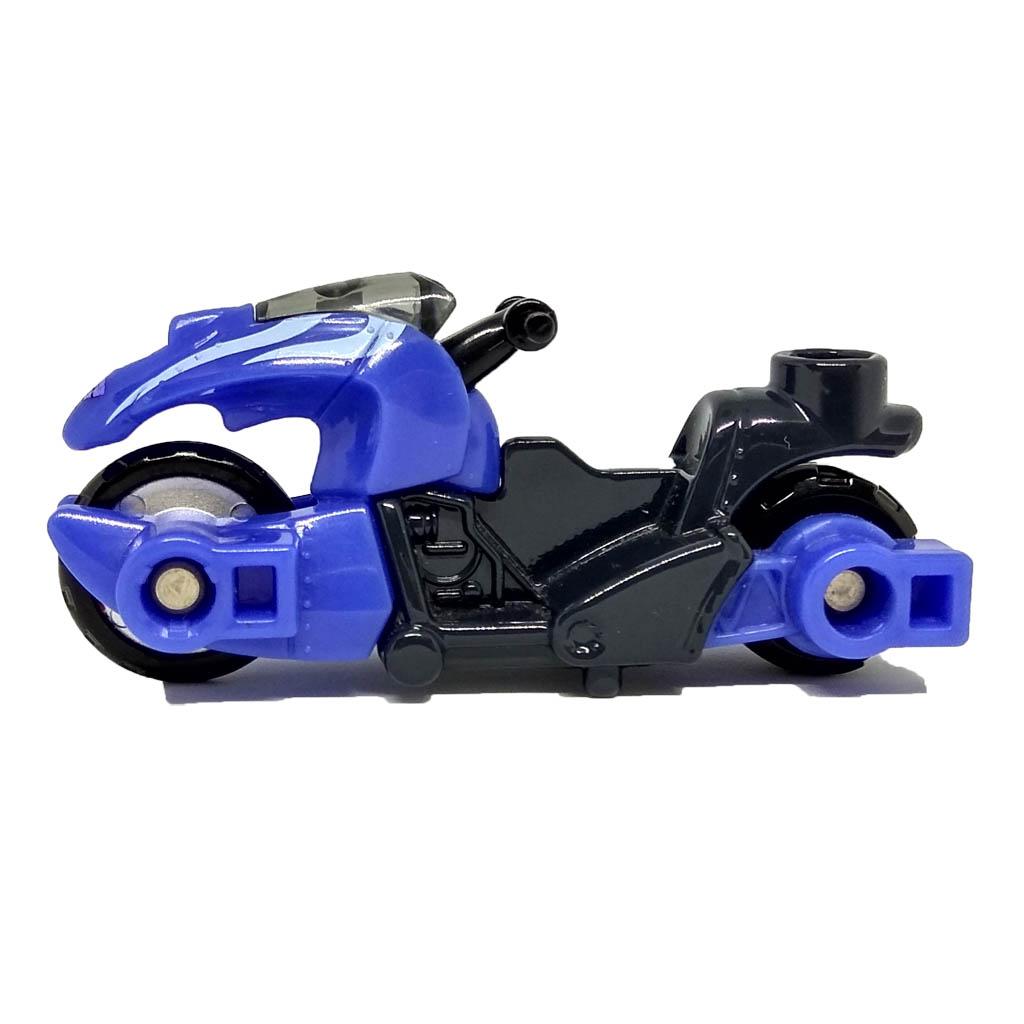 Xe mô hình Tomica Disney Motorbike Blue