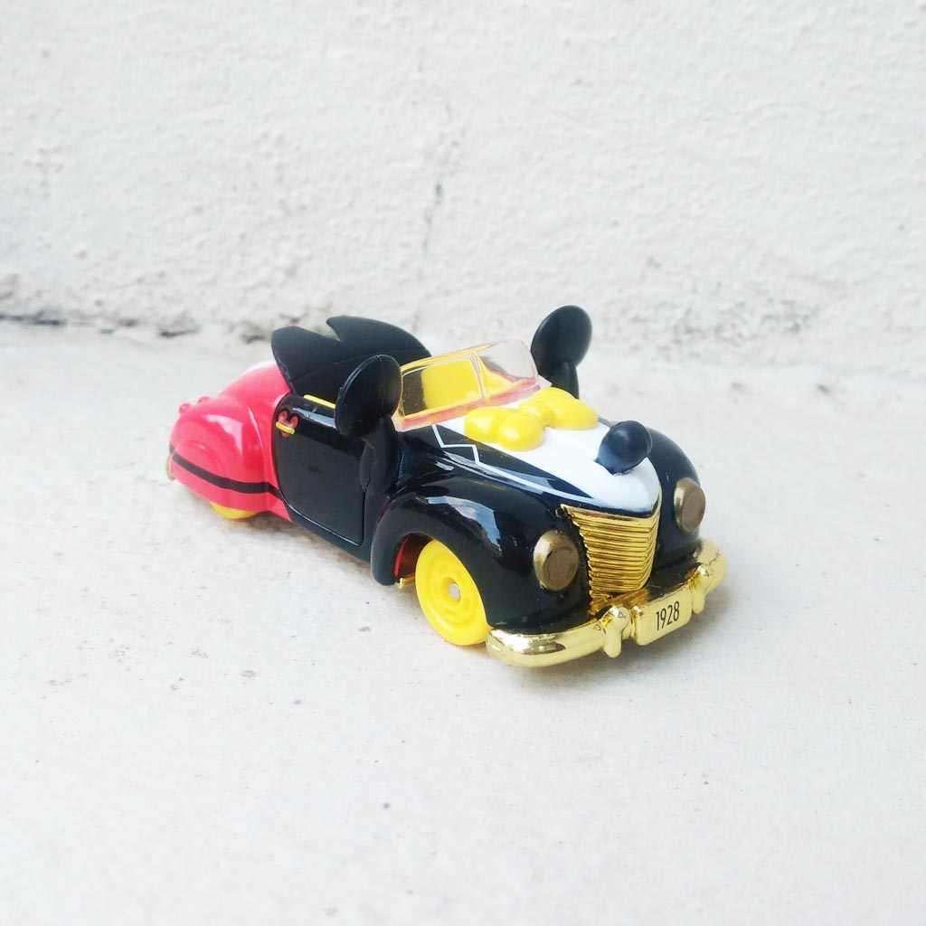 Xe ô tô mui trần mô hình Tomica DisneySea Mickey Mouse Tuxedo