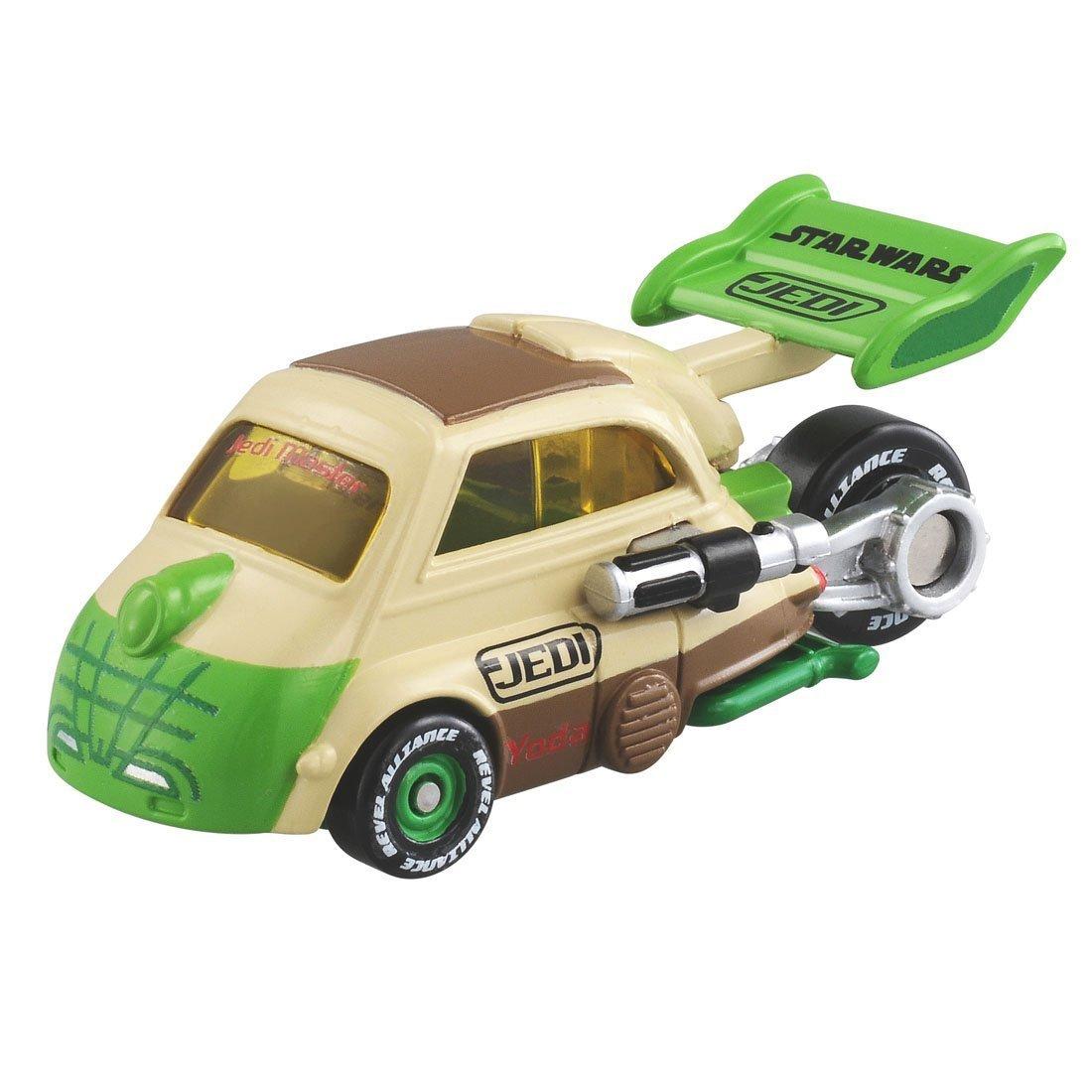 Xe ô tô 3 bánh mô hình Tomica Star Wars Yoda Bub200 SC-07