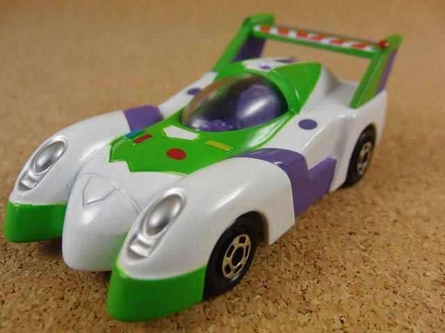Mô hình tầu bay Tomica Disney Resort Buzz Lightyear