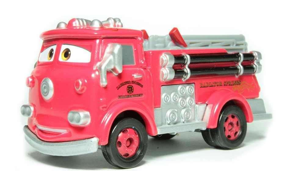 Xe cứu hỏa mô hình Tomica Disney Pixar Cars Red Fire Engine