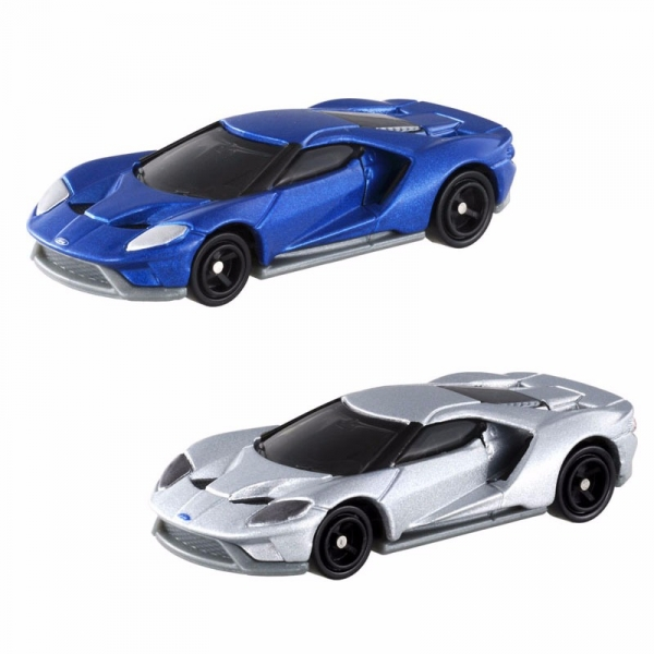 Siêu xe mô hình Tomica Ford GT Concecpt Car 2017