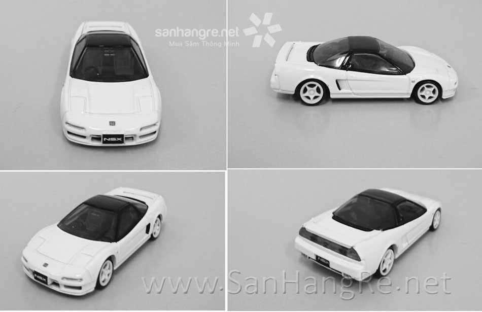Xe mô hình Tomica Honda NSX Type R