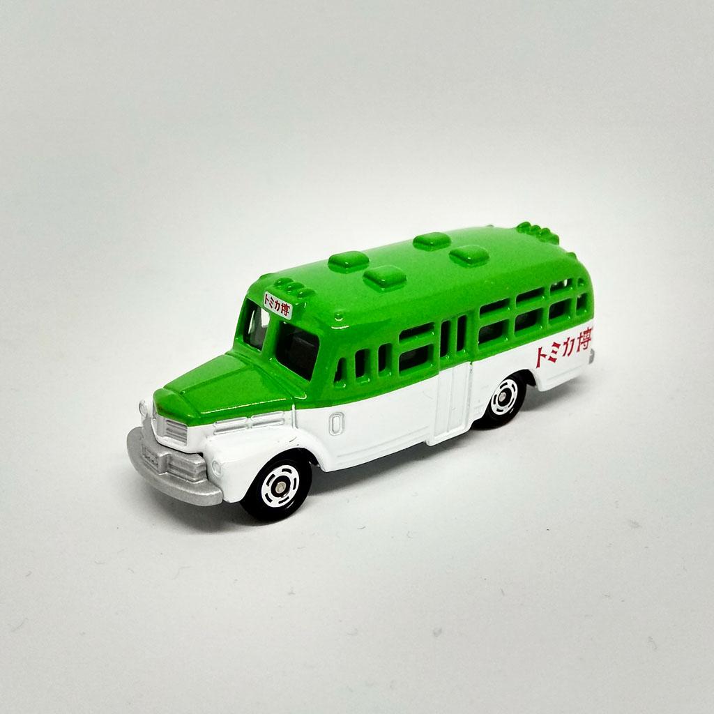Xe ô tô mô hình Tomica Isuzu Bonnet Bus