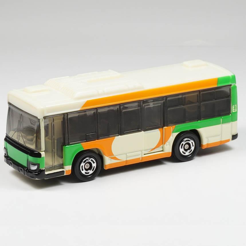 Xe bus mô hình Tomica Isuzu Erga Toei tỷ lệ 1/136