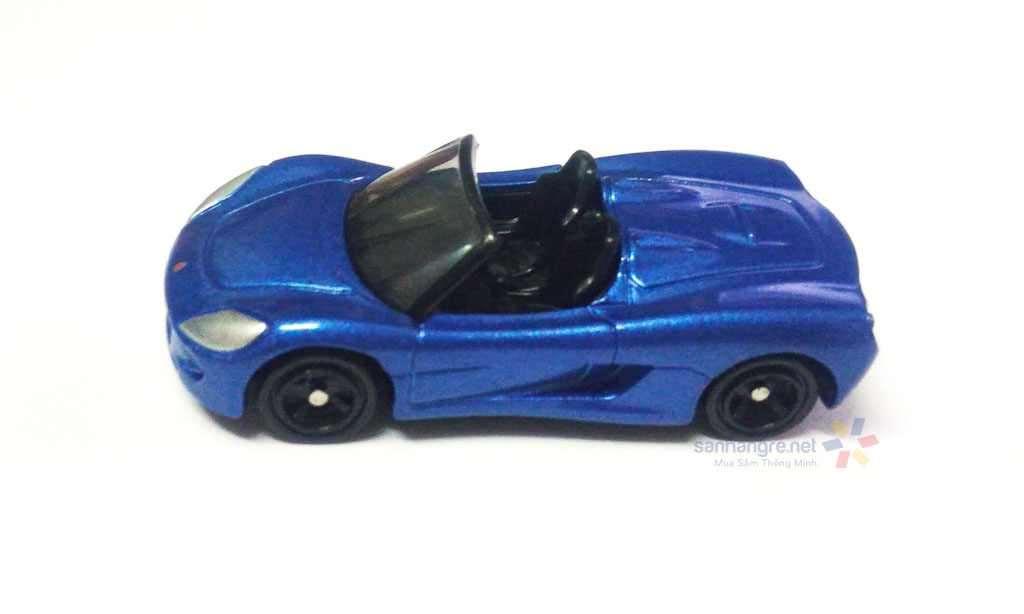 Xe ô tô mui trần mô hình Tomica Tommykaira ZZ