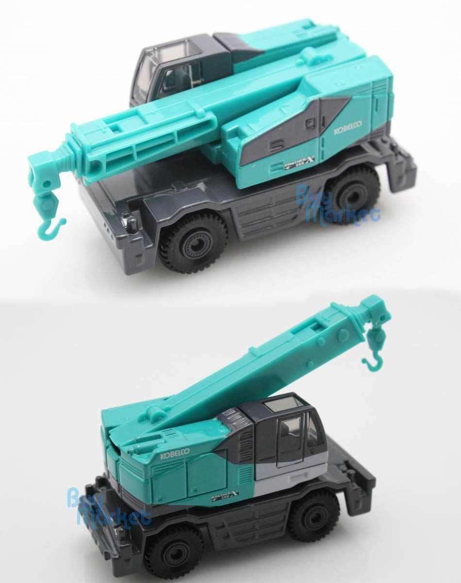 Xe cần cẩu mô hình Tomica Kobelco Crane