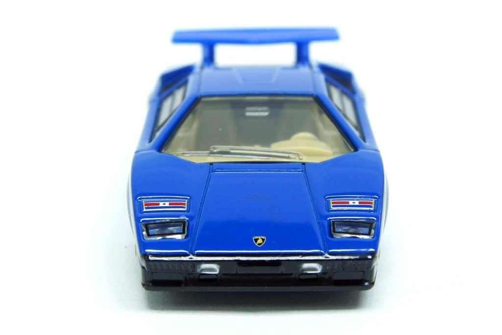 Siêu xe ô tô mô hình Tomica Lamborghini Countach LP500S