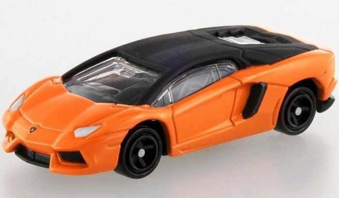 Siêu xe ô tô mô hình Tomica Lamborghini Aventador LP700-4