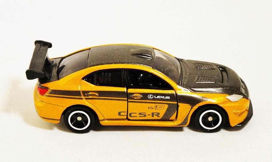 Xe ô tô mô hình Tomica Lexus ISF CCS-R