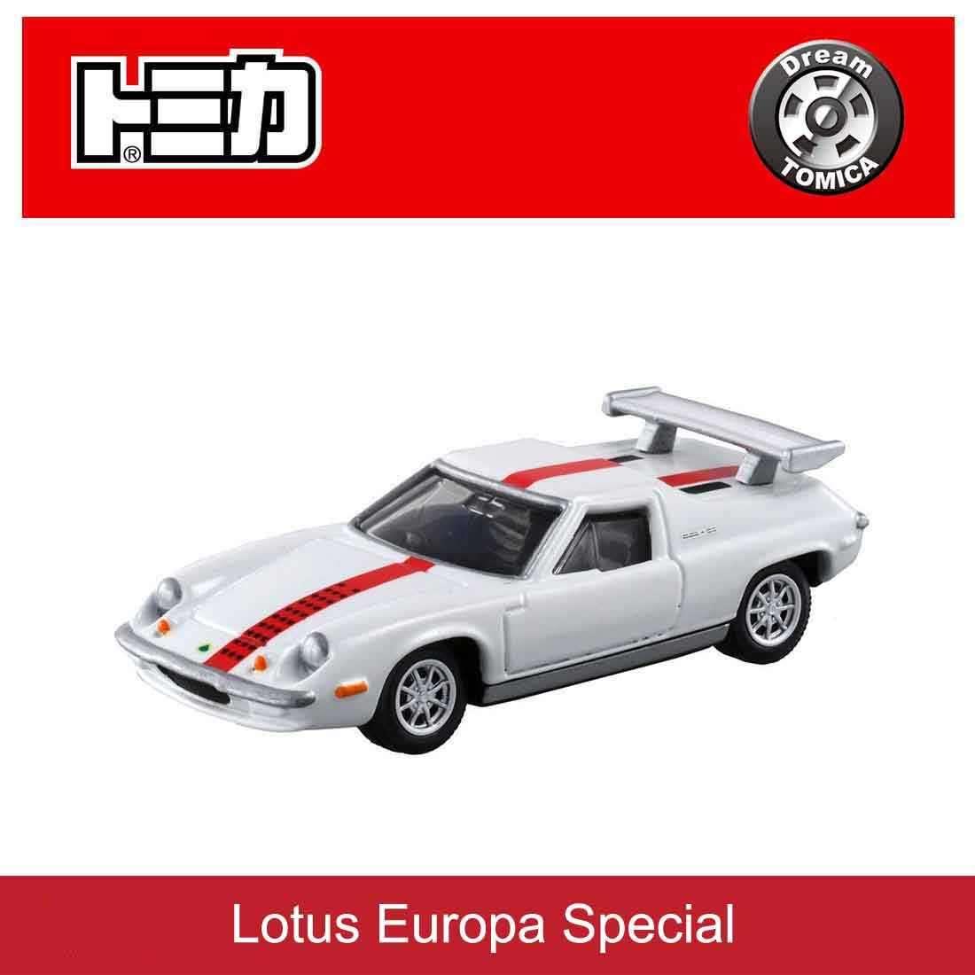 Xe mô hình Tomica Lotus Europa Special tỷ lệ 1/59